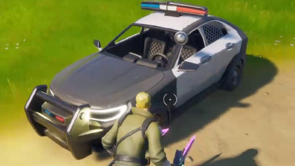 Developer Epic Games Removes Police Cars From Battle Royale Hit