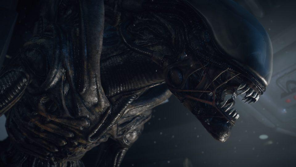 alien xenomorph screenshot