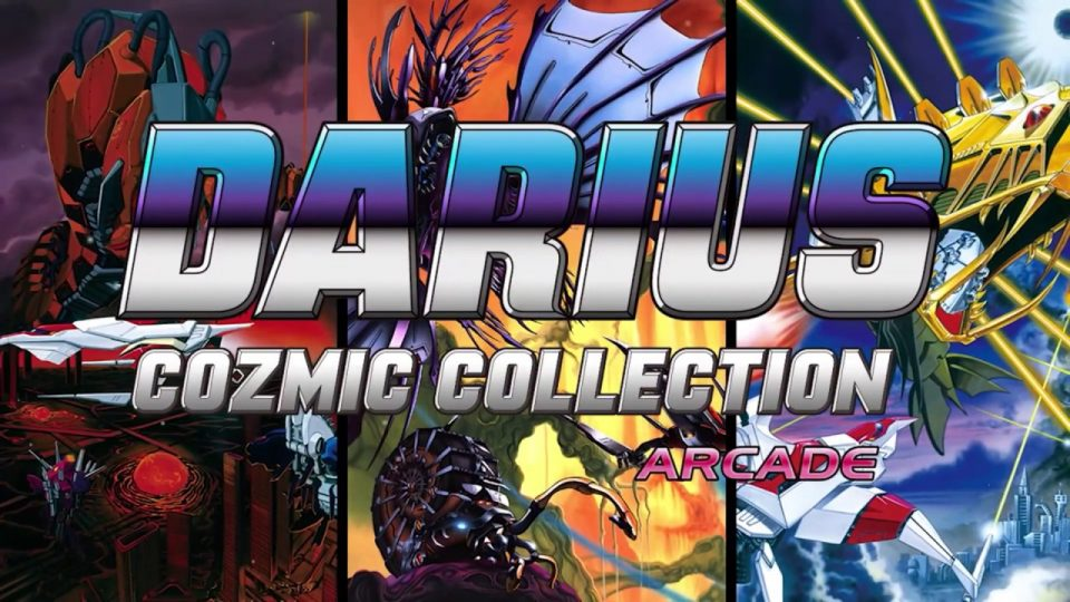 Darius Cozmic Collection - Title