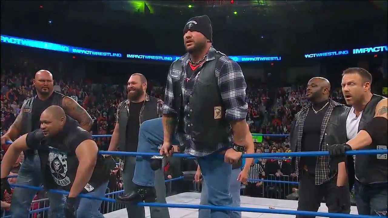 aces and eights tna wrestling