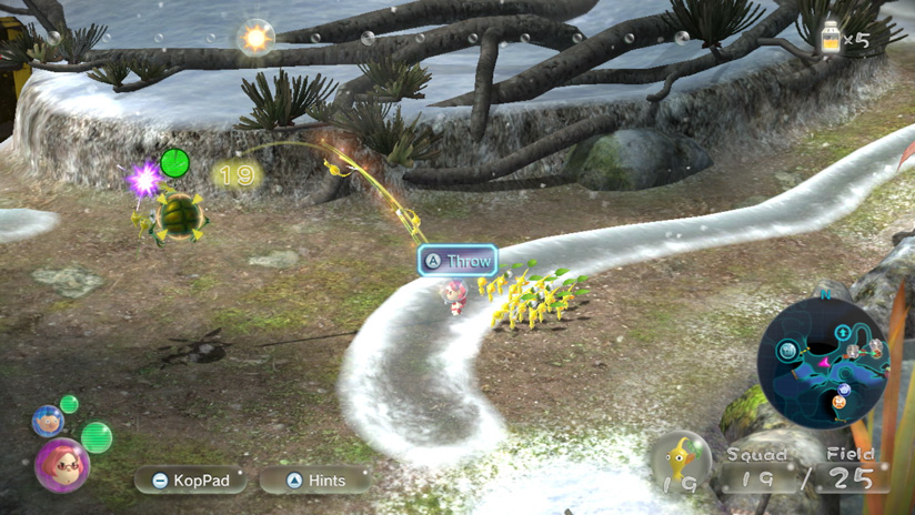Pikmin 3 Deluxe Announced For Switch Out October 30th Gaming