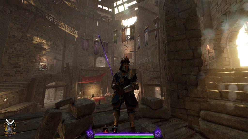 Vermintide II - Grail Knight