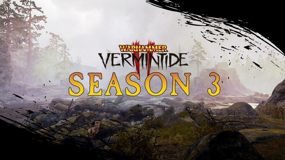 Vermintide II - Season 3 Key Art
